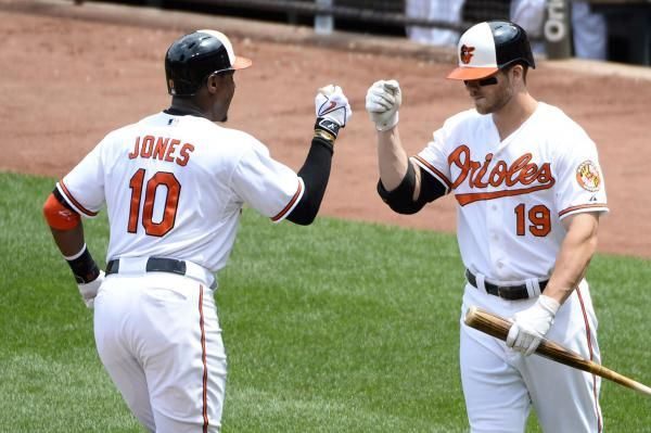 BALTIMORE — The Baltimore Orioles' powerful lineup is capable of breaking open a game at any moment, especially in the hitter-friendly confines at Camden Yards.  When they get effective starting pitching, the Orioles are simply going to be a tough team to beat.  Wade Miley allowed... - #Baltimore, #Blast, #Homers, #Opener, #Orioles, #TopStories