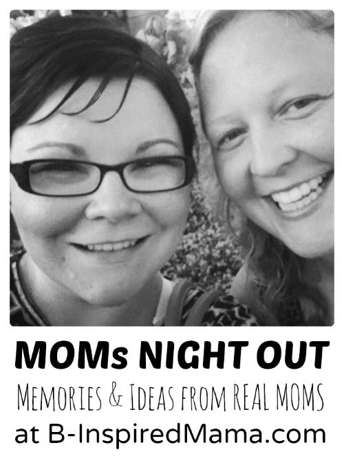 Moms Night Out Memories and Ideas [Sponsored by Outback Steakhouse] - #moms #motherhood #momsnightout