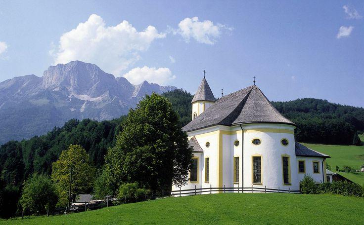 Almbachklamm öffnet wieder » Berchtesgadener Land Blog - Berchtesgadener Land Blog