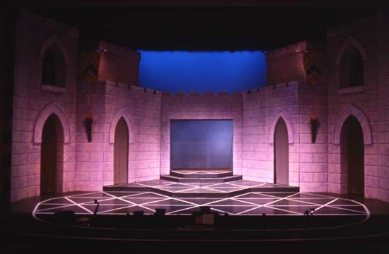 13 best once upon a mattress images on pinterest set Once upon a mattress set design plans