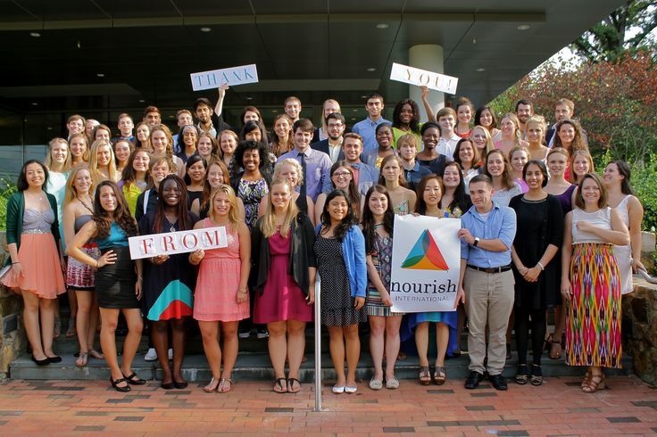 Read our blog post from last year's Summer Institute and see what you can look forward to this year if you register for SI: http://nourishinternational.com/celebrating-our-largest-summer-institute-to-date/