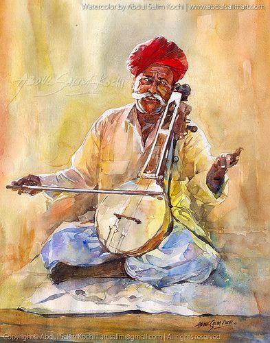 Abdul Salim Kochi - Folk Singer