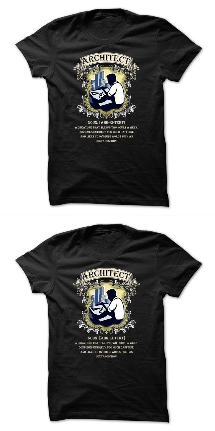 Architect T-Shirt - Definition Of An Architect  Guys Tee Ladies Tee I Love My Architect T-shirt Seth Rollins The Architect T Shirt Seth Rollins The Architect T Shirt Prison Architect T Shirt
