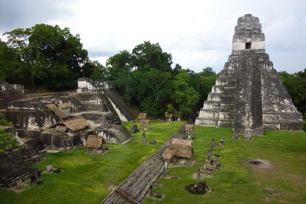 #Tikal - custom #Guatemala tour with AdventureSmith