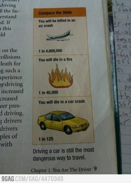 Fire, the second safest way to travel!: Funny Pics, Textbook, Cute Funny Things, Funny Stuff, Humor, Longer Travel, Funny Teaching, Second Safest, Fire