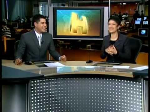Carolina Maranhão - destaque no Jornal Hoje - Chapada das Mesas