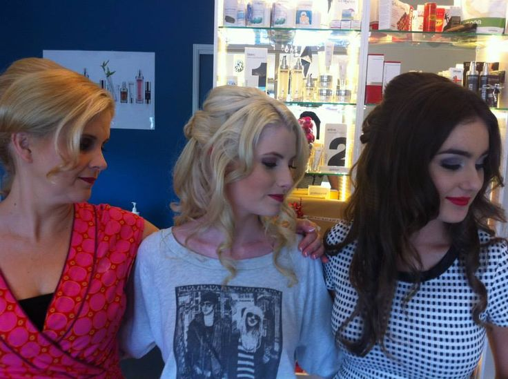 Glamorous hair for any occasion x