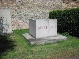 Tumba de Adolf Loos
