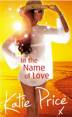 Katie Price rides black stallion to launch new novel, In the Name of Love