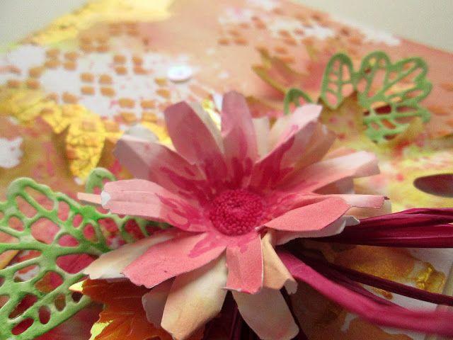Gabi´s Creations: {WORKSHOP} Přípravy na říjnové workshopy + pozvánky