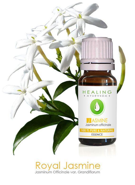 Jasmine oil 100% pure Jasmine oil Floral Essence by FairOrganic