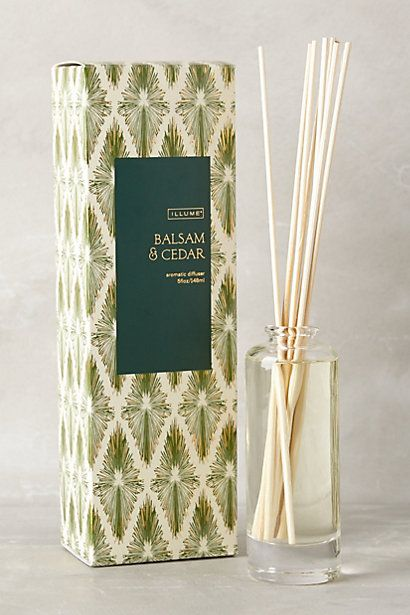 Winter Woods Reed Diffuser #anthropologie