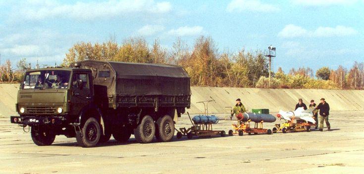www.Airforce.ru - Некоторые особенности эксплуатации и боевого применения авиабомб и ракет класса «воздух – земля» во фронтовой авиации СССР