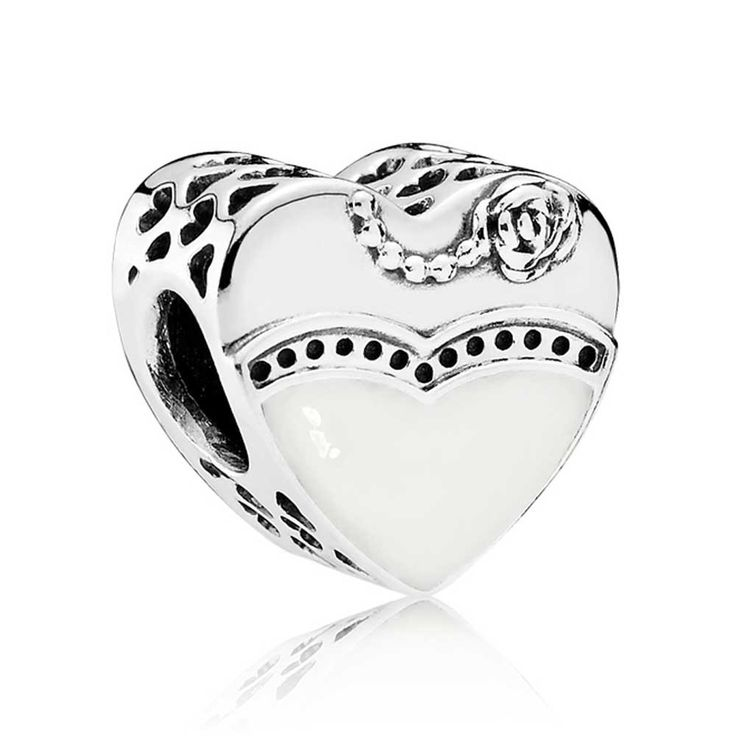 Pandora Our Special Day Charm 791840ENMX