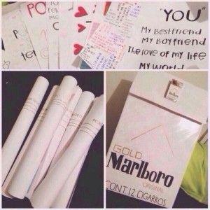 cigarros cartitas