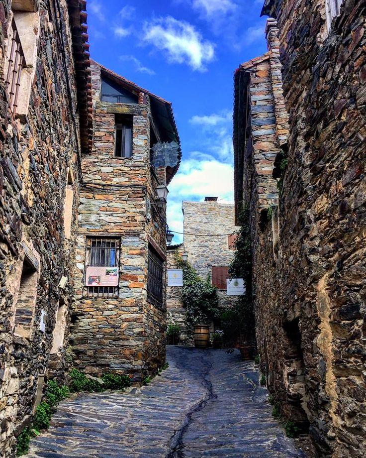 Patones de Arriba, uno de los pueblos más bonitos de España, una joya a 60 kilómetros de Madrid.