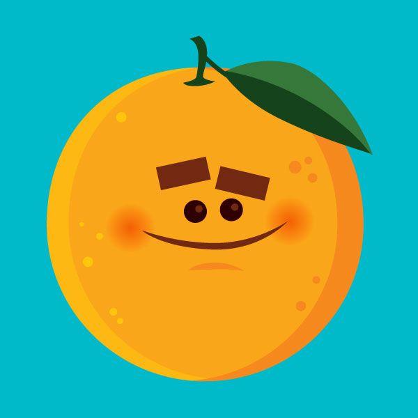 cute fruit app