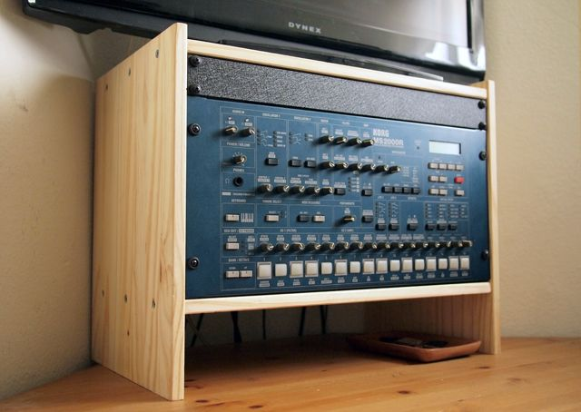 Best Inch Rack Desk Building DIY Images On Pinterest - Cheap diy ikea home studio desk