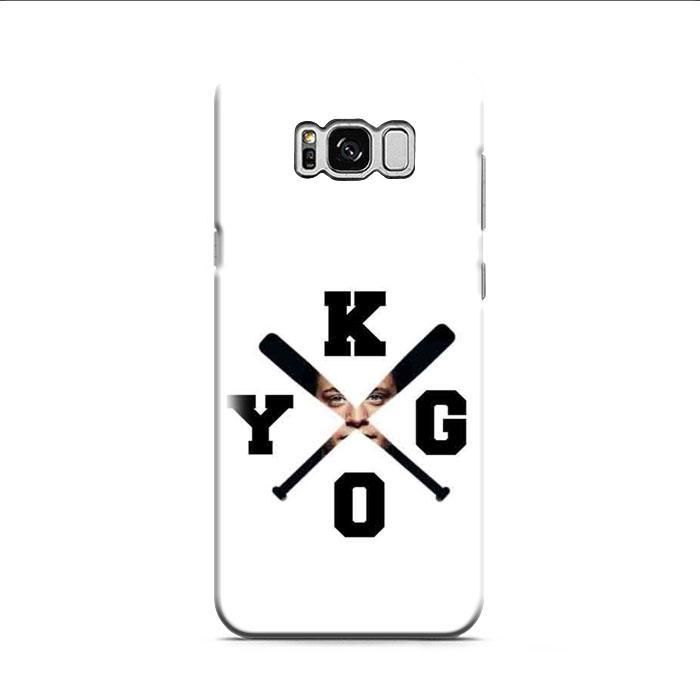 Kygo Logo Photo Masking Samsung Galaxy S8 Plus 3D Case
