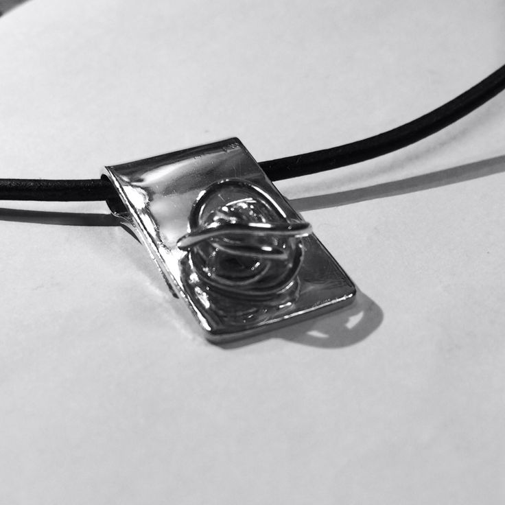 925 Sterling silver charm by Angelart