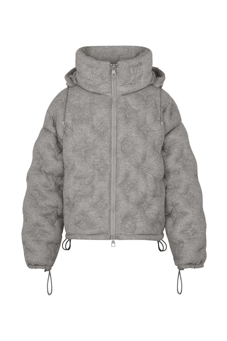 Monogram Boyhood Puffer Jacket Ready To Wear Louis Vuitton Outerwear Fashion Jackets Monogram Jacket [ 1104 x 736 Pixel ]