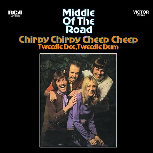 """Chirpy Chirpy Cheep Cheep! The ULTIMATE song of my younger days. """"Woke up this morning and my Momma was gone"""". I took this song too literally when I little and thought it was telling me my Mum was going to leave me. I felt troubled often by things as a kid!"""