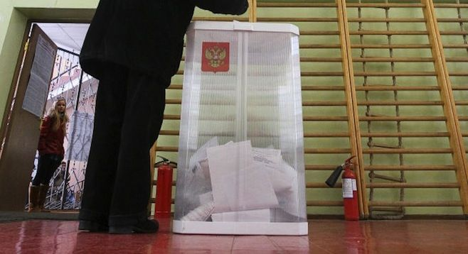 Strippers and Fraud: Kremlin's United Russia Sweeps Local Votes | News | The Moscow Times