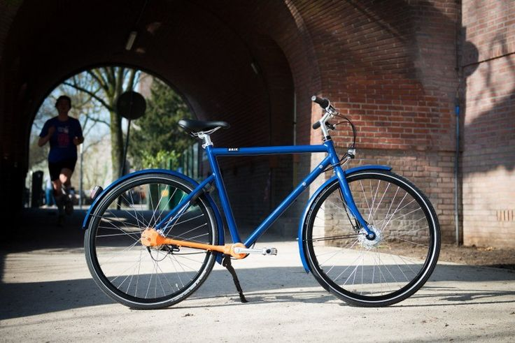 Nederlandse fiets zonder ketting - Manify.nl | Manify Yourself!