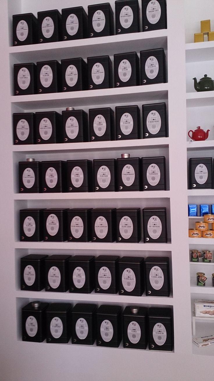 Tenemos gran variedad de té y Café
