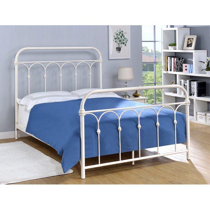 Letterly Standard Bed Slatted Headboard Open Frame Headboard