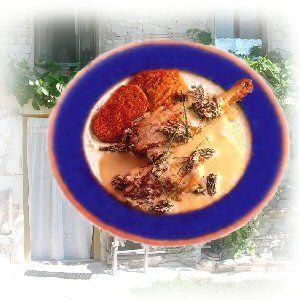 Recette du Coq au Vin Jaune, Cuisine Franc-Comtoise