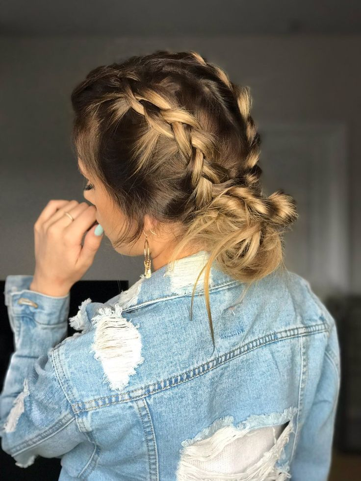 42+ Attractive model for heat-free hairstyles – Hairstyle