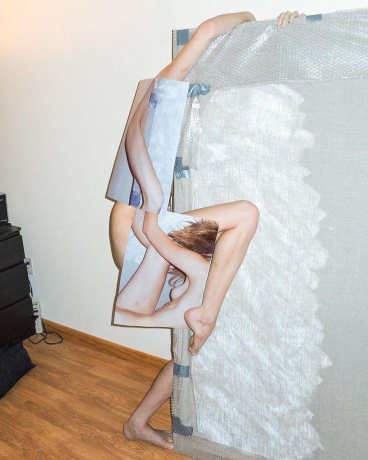 Essas fotos contorcidas vão fazer você se sentir estranho por ter um corpo