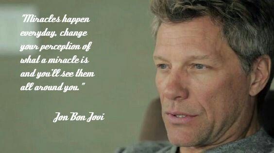 Jon Bon Jovi saying his beautiful quote. @loveneverfailsbonjovi   Tumblr