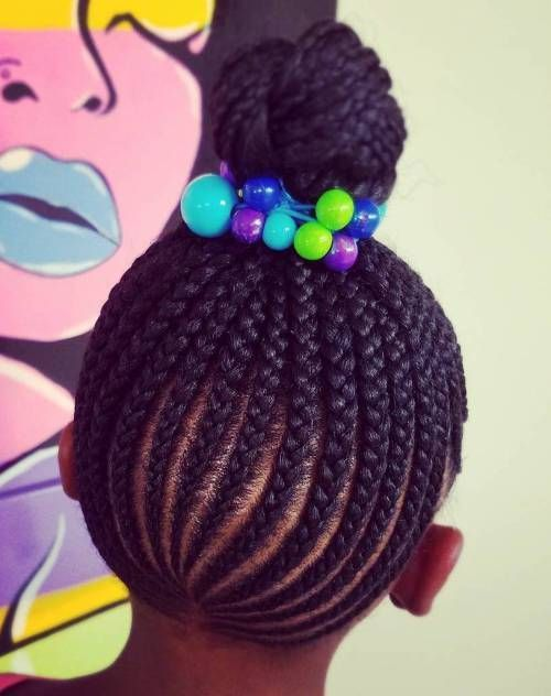 Braided Hairstyles For Kids find this pin and more on hair by msward68 Braids For Kids 40 Splendid Braid Styles For Girls