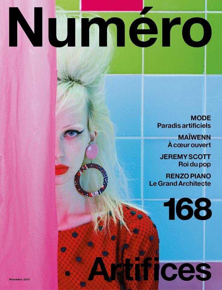 Cover story : Lili Sumner photographiée par Miles Aldridge | Numéro Magazine