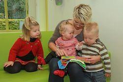 Interactief voorlezen: hier vindt u elke maand nieuwe tips en verwerkingssuggesties bij een boek voor kinderen van 0-4 jaar om direct te gebruiken in de voorleespraktijk.