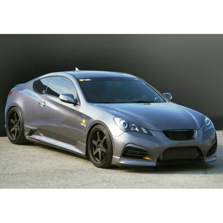Ms Carart Night Shadow Front Bumper Genesis Coupe Jpg 800