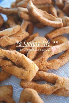「超簡単油菓子〜 ♪」菜未♪ | お菓子・パンのレシピや作り方【corecle*コレクル】