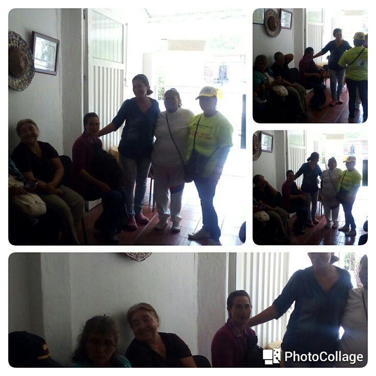 #fundasionsocialberaca mas familias beneficiarias del KIT SEMULLAS DE AMOR