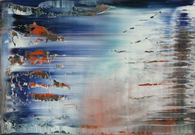 Αφηρημένη ζωγραφική (1997)