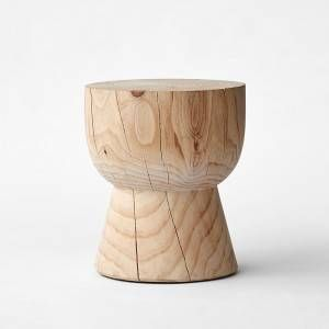 Eggcup Stool By Mark Tuckey L Art Chi Tek Ture