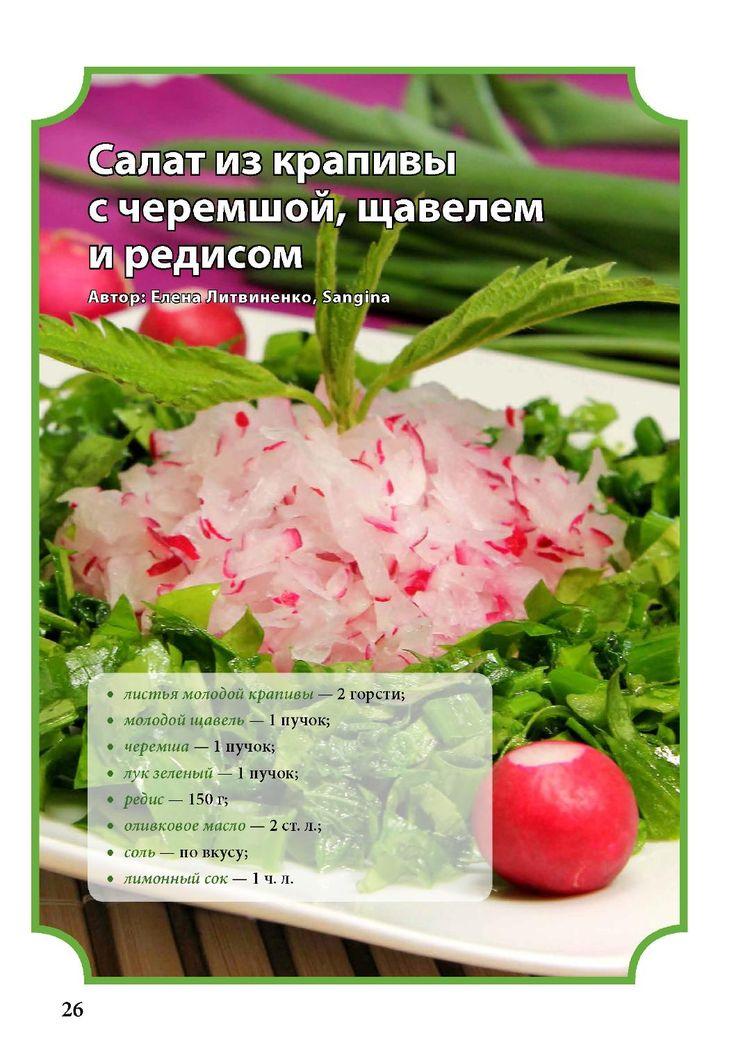 Лучшие рецепты летних салатов  Журнал-сборник салатов с пошаговыми фото