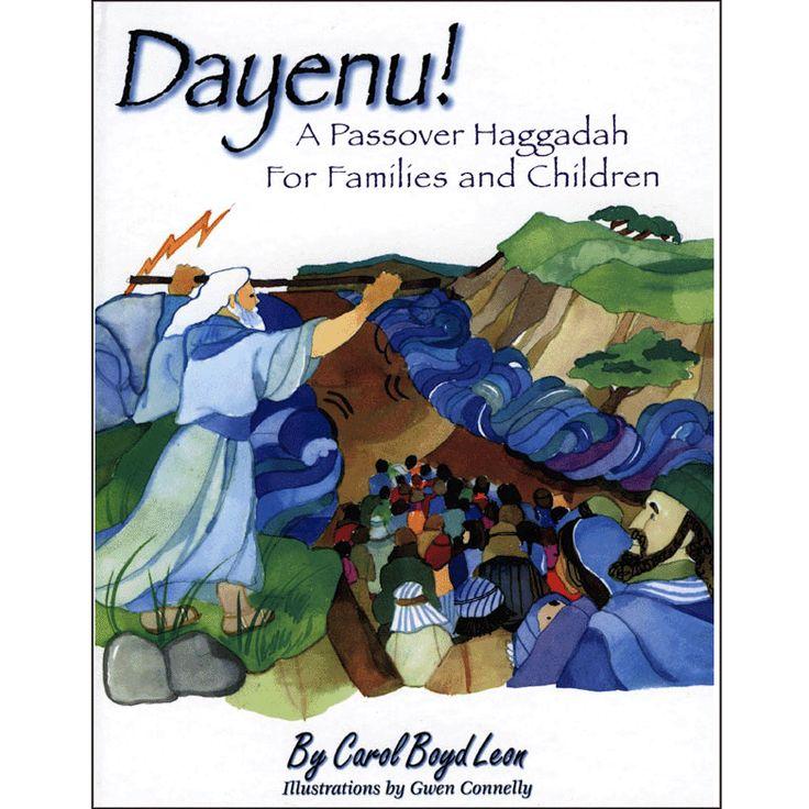 Dayenu! A Passover Haggadah
