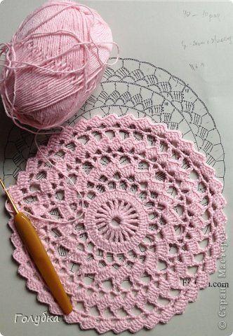берет, крючком, вязание, связать, своими руками, летний, схема, ажурный, розовый, нежный, женский, рукоделие, творчество, узор