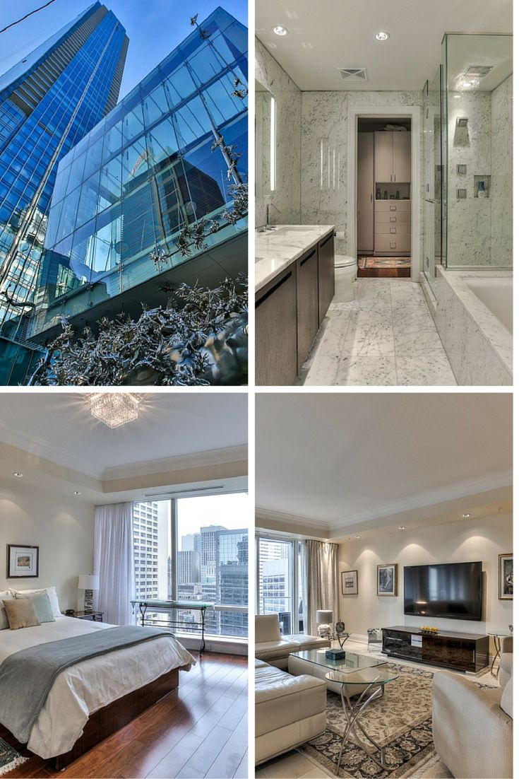 Very aesthetic condo, attractive location. Take a tour http://torontoism.com/mls-listings/condos-for-sale/bay-street-corridor-180-university-ave-2008/