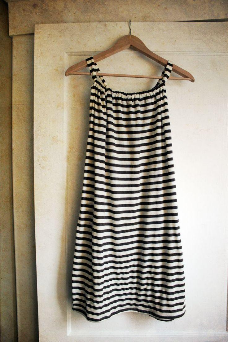 Super Easy DIY Dress...