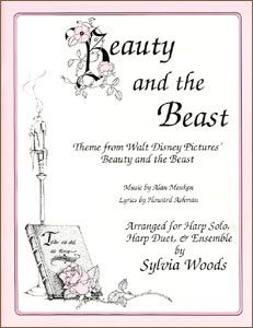 Beauty and the Beast book by Sylvia Woods
