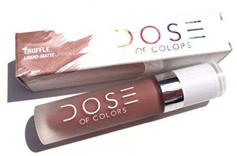 Dose of Colors Liquid Matte Lipstick - Truffle