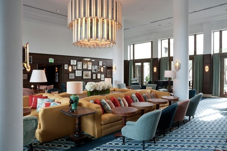 Soho House Miami Drawing Room
